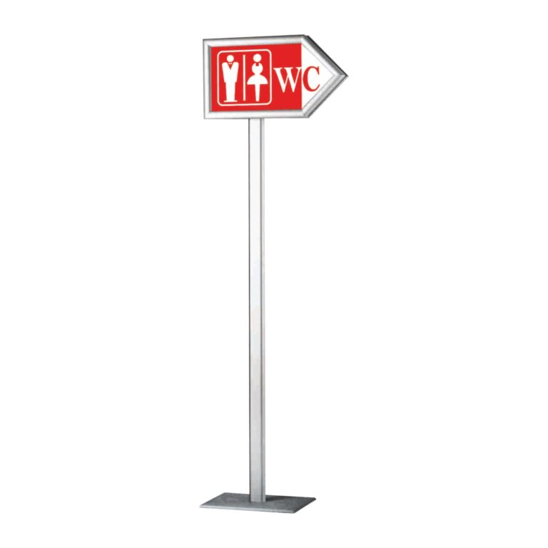 Infoboard arrow