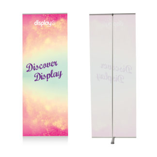 Expand Promo Banner Stand