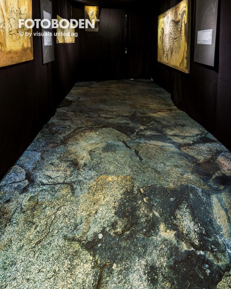 Musée sol