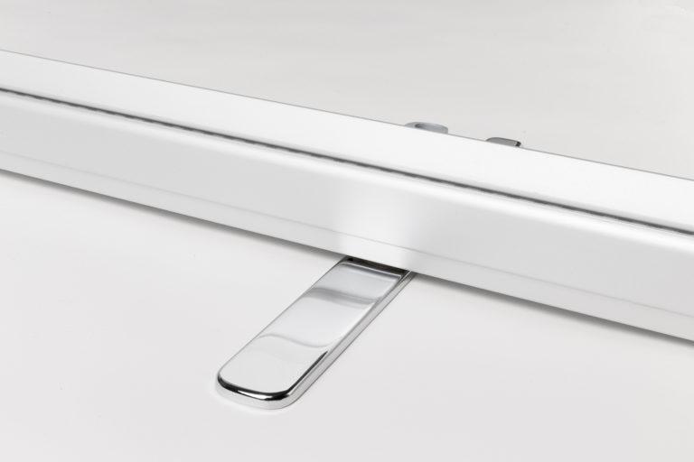 Roll-up Evolution structure aluminium et pied