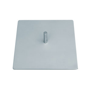 Base lourde 30 x 30 cm 4,3 kg_