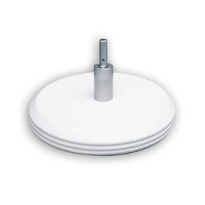 Base lourde béton ø 45 cm 20 kg avec rotation_