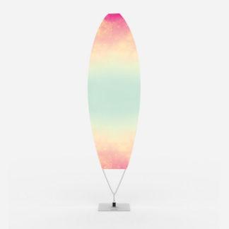 Beachflag SURF base lourde avec rotation et ressort