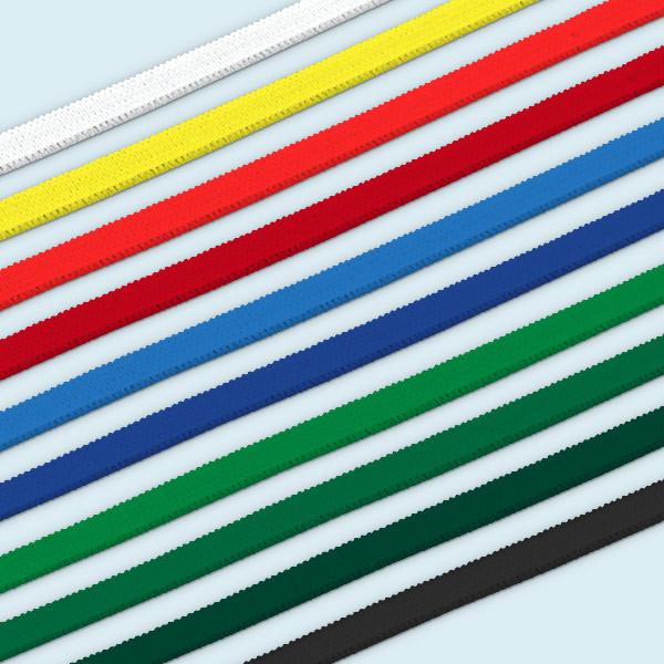Parasol XL rond couleurs des coutures