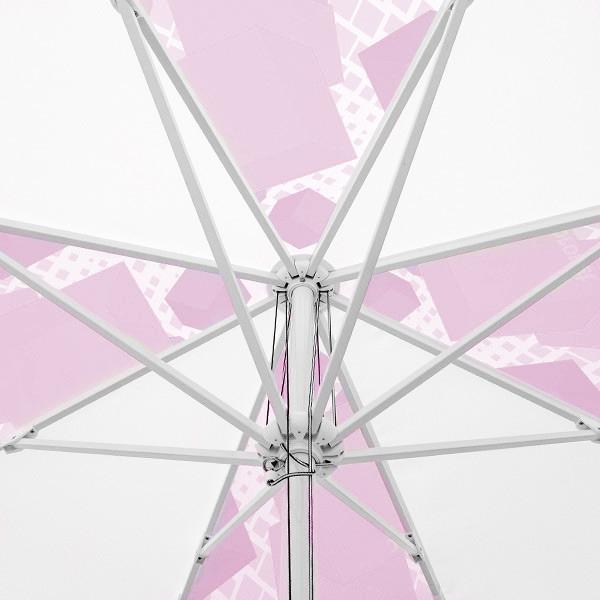 Parasol XL rond finition 3